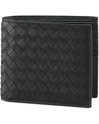 Bottega Veneta - Basic Woven Wallet - Lyst