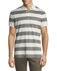 Ralph Lauren - Striped Short-sleeve Polo Shirt - Lyst