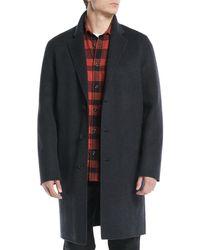 Vince - Men's Wool-blend Car Coat - Lyst