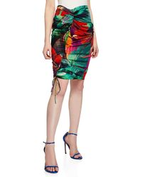 Pinko - Esmeralda Pencil Skirt - Lyst