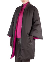 Akris - Quilted Full-sleeve Parka - Lyst