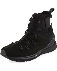PUMA - Men's Ignite Limitless Leather Boots - Lyst