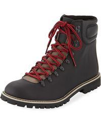 Wolverine - Men's Two-tone Leather Hiking Boots - Lyst