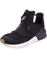 PUMA | Fierce Rope Stretch Sneaker | Lyst