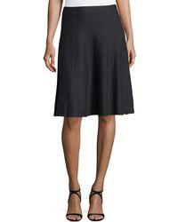 NIC+ZOE - Paneled Twirl Skirt - Lyst