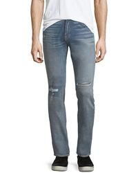 7 For All Mankind - Men's Paxtyn Westender Vintage Denim Jeans - Lyst