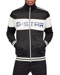 b894be8ee G-Star RAW Joakim Bomber Jacket in Black for Men - Lyst