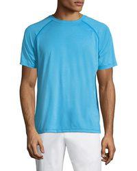 Peter Millar - Rio Technical Short-sleeve T-shirt - Lyst
