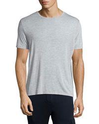 ATM - Short-sleeve Crewneck T-shirt - Lyst