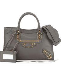 Balenciaga | Edge City Classic Small Tote Bag | Lyst