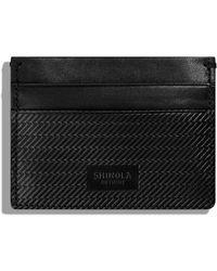Shinola | Leather 5-pocket Card Case 2.0 | Lyst