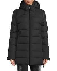 Bogner - Cathy Down-filled Puffer Coat W/ Removable Hood - Lyst