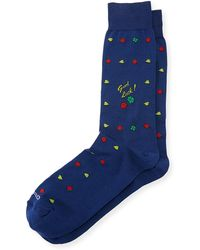 Etro - Good Luck Socks - Lyst