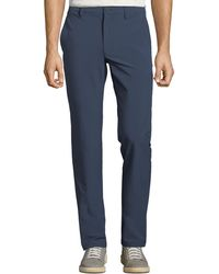 Theory - Men's Zaine Active Nylon Slim Fit Pants - Lyst