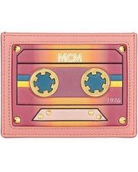 MCM - Card Case In Cassette - Lyst