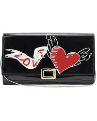 Roger Vivier - Love Tattoo Mini Buckle Wallet-on-chain - Lyst