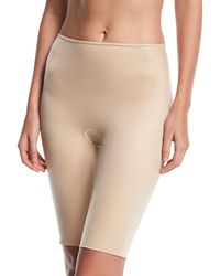 Spanx - Power Conceal-her® Extended Length Thigh Shaper - Lyst