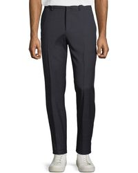 Theory - Men's Mayer Textured Suiting Pants - Lyst