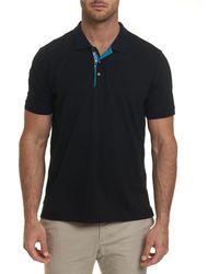 Robert Graham - Men's Short Sleeve Westan Polo Shirt - Lyst