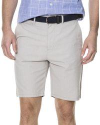 Rodd & Gunn - Men's Flaxton Stretch-cotton Twill Shorts - Lyst