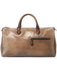Berluti - Jour-off Mm Large Leather Duffel Bag - Lyst