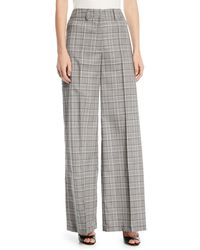 MILLY - Hayden Italian-stretch Suiting Pants - Lyst