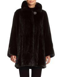 Gorski - Sheared Mink Stroller Coat - Lyst