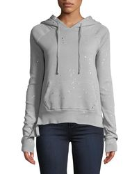 Frank & Eileen - Cotton Fleece Pullover Hoodie Sweater - Lyst