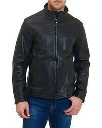 Robert Graham - Men's Napoleon 2 Basic Leather Jacket - Lyst