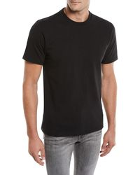 FRAME - Men's Heavyweight Cotton Crewneck Classic Fit T-shirt - Lyst