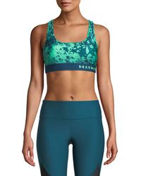 Under Armour - Armour Mid-impact Crossback Sports Bra - Lyst