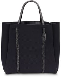 STATE OF ESCAPE - Cityscape Mark Ii Perforated Tote Bag - Lyst
