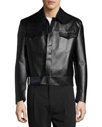 CoSTUME NATIONAL - Long-sleeve Sports Jacket - Lyst