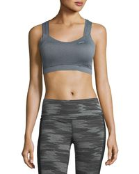 Brooks - Uplift Crossback Sports Bra (c/d) - Lyst
