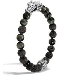 John Hardy - Men's Legends Naga Dragon Bead Bracelet - Lyst