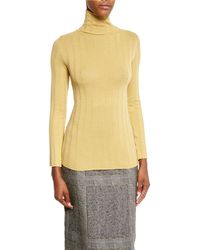 Creatures of the Wind - Ribbed Turtleneck Sweater - Lyst