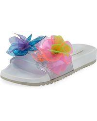 Sophia Webster - Jumbo Lilico Slide Sandals - Lyst