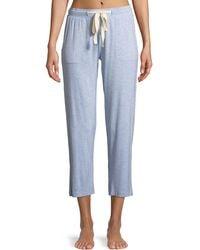 Skin - Hudson Jersey Lounge Pants - Lyst