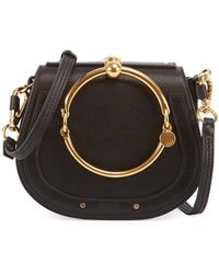 Chloé - Nile Small Bracelet Crossbody Bag - Lyst
