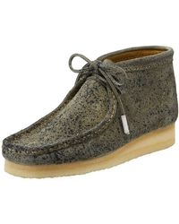 Sycamore Style - Men's Suede Wallabee/moc Chukka Boot - Lyst