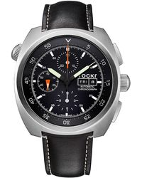 Tockr Watches - Air Defender Chronograph Watch - Lyst
