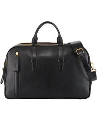 Tom Ford - Men's Leather Duffel Weekender Bag - Lyst