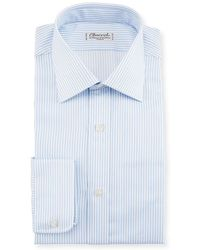 Charvet - Striped Dress Shirt - Lyst