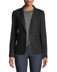 Rag & Bone - Club Wool Single-button Jacket - Lyst
