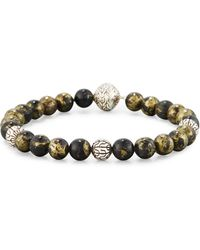 John Hardy - Modern Chain Bead Bracelet Gold - Lyst