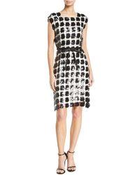 Emporio Armani - Dress - Lyst