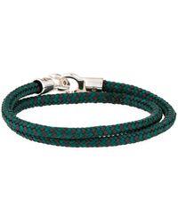 Brace Humanity - Men's Double Tour Rope Wrap Bracelet - Lyst