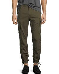 Moschino - Military Cargo Chino Pants - Lyst