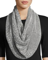 NIC+ZOE - Frosted Fall Infinity Scarf - Lyst