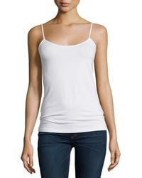 Neiman Marcus - Soft Touch Cami - Lyst
